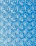 Water pattern. A repeating blue water-like pattern Royalty Free Stock Photography