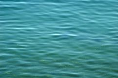 Water Patterns. Water ripples in the ocean Stock Image