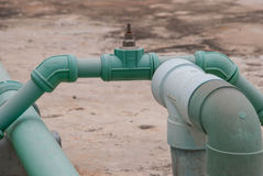 Water pipe Royalty Free Stock Image