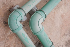 Water pipe Royalty Free Stock Photography