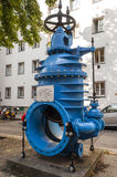 Water pipeline obturator Royalty Free Stock Photos