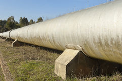 Water pipeline stock images