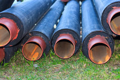 Water pipes Stock Photography