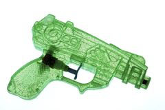 Water pistol Royalty Free Stock Photos