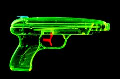 Water pistol Stock Photography