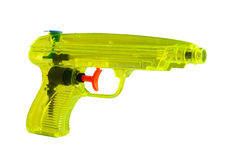 Water pistol Royalty Free Stock Images