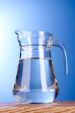 Water pitcher Royalty Free Stock Photography