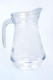 Water pitcher Royalty Free Stock Images