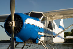 Water Plane Stock Photography