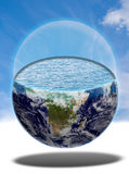 Water planet Stock Images