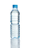 Water plastic bottle stock photo