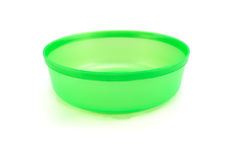 water plastic bowl Stock Photos