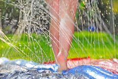 Water Play Royalty Free Stock Images