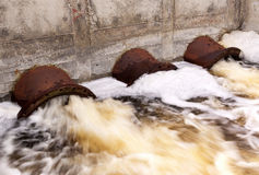 Free Water Pollution Stock Photo - 29127230