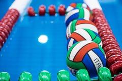 Water polo Imagen de archivo libre de regalías