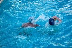 Water polo Fotografía de archivo