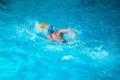 Water polo Foto de archivo libre de regalías