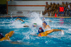 Water polo Royalty Free Stock Photos