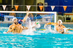 Water polo Stock Photo