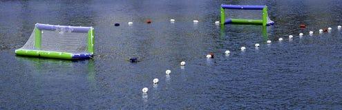 Water polo Stock Photo