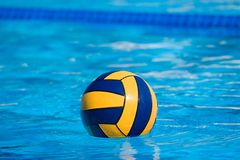 Water Polo Game Royalty Free Stock Image