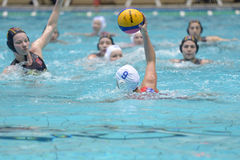 Water polo Stock Images