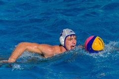 Water-Polo Nationals Action Stock Images