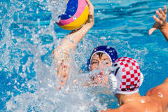 Water-Polo Nationals Action Stock Photography