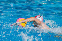 Water-Polo Nationals Action Royalty Free Stock Photos