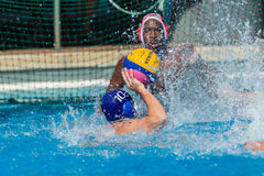 Water-Polo Nationals Action Royalty Free Stock Images