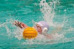 Water polo player Stock Photos