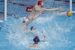Water polo Stock Image