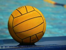 Water Polo series Royalty Free Stock Photography