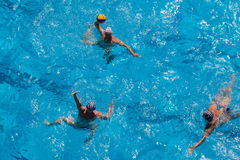 Water-Polo Swimming Pool Action