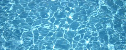 Water in the pool Royalty Free Stock Photography