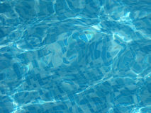 Water in the pool Stock Photos