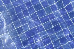 Water Pool Background Stock Photography