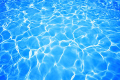 Water pool background Royalty Free Stock Images