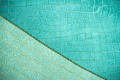 Water in the pool with tile in high resolution. Turquoise water in the pool with tile in high resolution stock photos