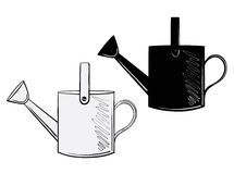 Water pot Stock Image