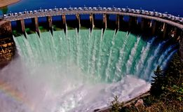 Water Power Royalty Free Stock Photo