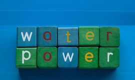 Water power Stock Images