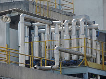 Water processing system Stock Image