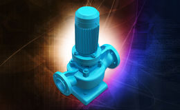Water pump Royalty Free Stock Image