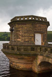 Water pump house Royalty Free Stock Photos