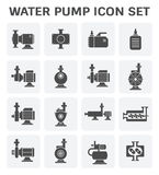 Water Pump Icon Royalty Free Stock Photo