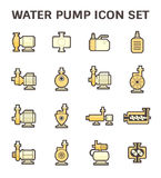 Water Pump Icon Royalty Free Stock Images