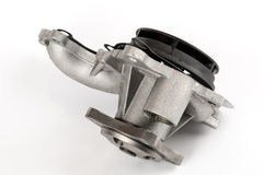 Water pump for internal combustion engine Stock Photography