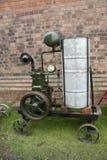 Water pump pistons Royalty Free Stock Photos