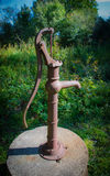 Water pump Royalty Free Stock Images